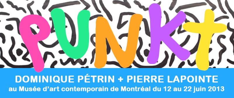 Actualit s audiogram pierre lapointe et dominique p trin for A la maison de pierre et dominique montreal