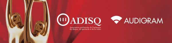 Audiogram - ADISQ