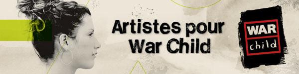Amylie - Artistes pour War Child