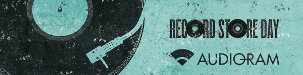 Audiogram et Record Store Day