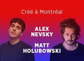 Créé à Montréal
